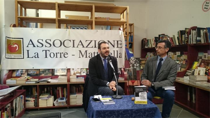 LTM e Paolo Borrometi