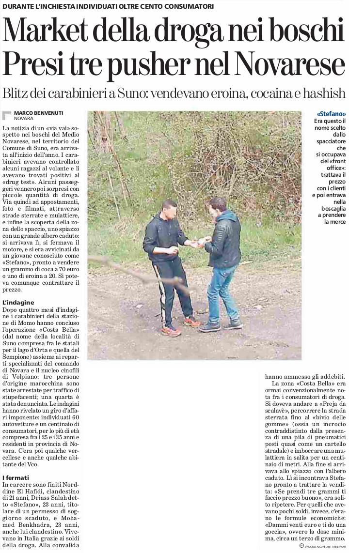 25-04-2016_spaccio_suno_lastampa-novara